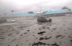 Quốc đảo Fiji chuẩn bị đón bão với sức gió hủy diệt