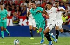 Lịch trực tiếp bóng đá La Liga vòng 20: Real Madrid đụng độ Sevilla
