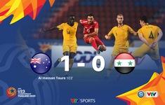 VIDEO Highlights: U23 Australia 1-0 U23 Syria (Tứ kết VCK U23 châu Á 2020)