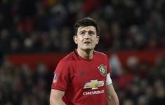 Harry Maguire chính thức trở thành tân đội trưởng Manchester United