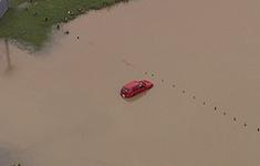 Mưa lớn gây lũ lụt tại Australia
