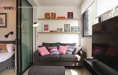 4 cách phân chia phòng với không gian sống nhỏ hẹp