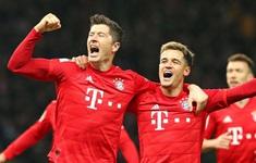 Hertha Berlin 0-4 Bayern Munich: Hiệp 2 bùng nổ