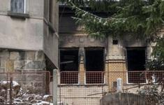 Cháy nhà cho người khuyết tật tại Czech, ít nhất 8 người thiệt mạng