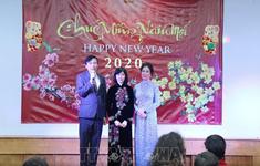 Phái đoàn Thường trực Việt Nam tại LHQ tổ chức Tết cho người Việt xa xứ