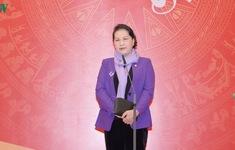 Chủ tịch Quốc hội chúc Tết đại biểu hoạt động chuyên trách