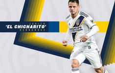 Chicharito ký hợp đồng 3 năm với LA Galaxy