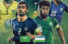 TRỰC TIẾP: U23 Ả-rập Xê-út - U23 Uzbekistan (Bán kết U23 châu Á 2020)