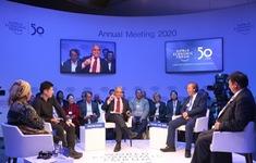 Phó Thủ tướng thường trực Trương Hòa Bình tham dự WEF Davos 2020
