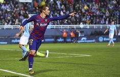 Cúp Nhà Vua Tây Ban Nha: Barcelona thắng kịch tính, Real Madrid dễ dàng đi tiếp
