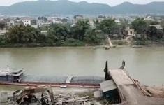Cảng Hương Giang đã bớt bụi