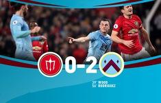 Manchester United 0-2 Burnley: Thảm bại ngay tại sân nhà!