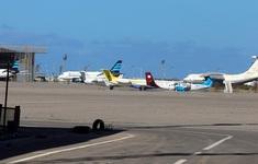 Đóng cửa Sân bay tại Thủ đô Tripoli (Libya) do bị bắn rocket