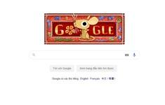 Google mừng xuân Canh Tý 2020 tại Việt Nam