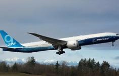 Boeing bắt đầu chuyến bay thử nghiệm đầu tiên với mẫu máy bay 777X