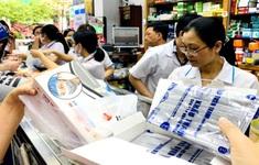 TP.HCM: Nhu cầu mua khẩu trang tăng đột biến