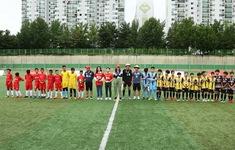 Giành chiến thắng vang dội ở Hàn Quốc, hành trình Cầu thủ nhí 2019 chính thức khép lại