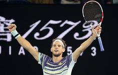 Australia mở rộng 2020: Vượt qua Nadal bằng loạt tie-break, Thiem vào bán kết