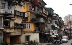 Rà soát công trình, nhà ở không bảo đảm an toàn trong mùa mưa bão