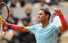 Nadal dễ dàng giành vé vào vòng 3 Pháp mở rộng