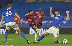 Brighton 0-3 Man Utd: Juan Mata tỏa sáng