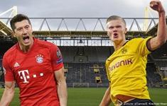 TRỰC TIẾP Siêu cúp Đức, Bayern Munich 0-0 Borussia Dortmund: Hiệp 1