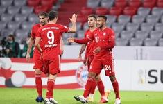 TRỰC TIẾP Siêu cúp Đức, Bayern Munich 1-0 Borussia Dortmund: Lewandowski kiến tạo, Tolisso ghi bàn