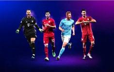 Bayern Munich thống trị các giải thưởng cá nhân của UEFA Champions League