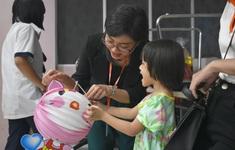 Tết Trung thu ý nghĩa dành tặng trẻ em cơ nhỡ tại TP.HCM