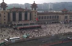 Hàng trăm triệu người dân Trung Quốc đổ xô đi nghỉ lễ Quốc khánh và Trung thu