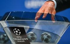 """Kết quả bốc thăm chia bảng UEFA Champions League: Man Utd ở bảng """"tử thần""""!"""