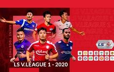 Kết quả, BXH LS V.League 1-2020 ngày 25/10: Hấp dẫn cuộc đua vô địch và trụ hạng