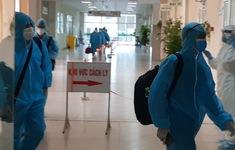 4 người từ Pháp về mắc COVID-19