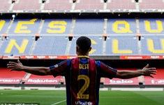 Barcelona đón tân binh đầu tiên dưới thời HLV Ronald Koeman