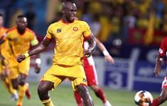 Danh sách cầu thủ bị treo giò tại vòng 3 giai đoạn 2 LS V.League 1-2020: CLB Thanh Hóa mất trụ cột hàng thủ