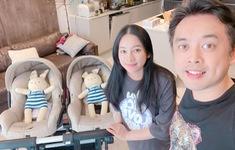 NS Dương Khắc Linh chào đón 2 con trai đầu lòng