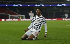 PSG 1-2 Man Utd: Chiến thắng kịch tính