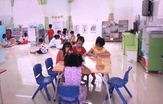 Nhà trường chủ động phòng chống tay chân miệng cho trẻ