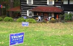 """""""Tình làng xóm"""" có còn sau mùa bầu cử Mỹ?"""