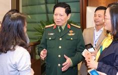 Bộ trưởng Bộ Quốc phòng: Bố trí việc làm cho vợ con các liệt sĩ hy sinh ở Huế, Quảng Trị