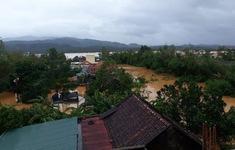Quảng Bình vẫn đang là nơi ngập sâu nhất, nhiều nơi vẫn bị cô lập