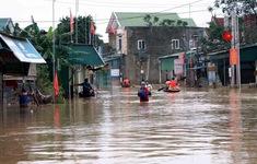 Mưa lũ miền Trung: Đảm bảo nước sạch, vệ sinh môi trường, quản lý chất thải y tế
