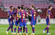 """Barcelona 5-1 Ferencvaros: """"Cơn mưa"""" bàn thắng"""