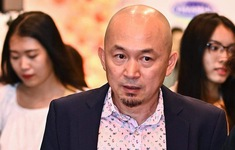 NS Quốc Trung bán đấu giá tranh được 56 triệu đồng