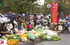 Khan hiếm lương thực, thực phẩm ở vùng lũ Hà Tĩnh