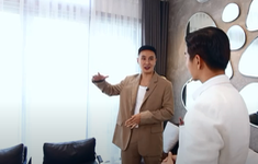 Căn hộ phong cách Industrial của người mẫu Nguyễn Hùng