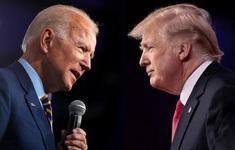 Tranh luận bầu cử Tổng thống Mỹ: Donald Trump hay Joe Biden giành lợi thế?