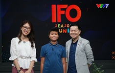 IFO mùa 6, tập 2: Điểm yếu của bạn là gì?