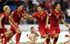 BXH FIFA tháng 10/2020: ĐT Việt Nam vẫn số 1 Đông Nam Á, hạng 94 thế giới