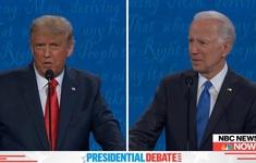 Cuộc tranh luận giữa hai ứng cử viên tổng thống diễn ra khá trật tự